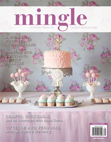 Mingle Spring 2013 cover