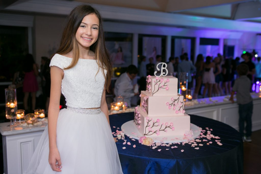 sweet lady jane bat mitzvah cake