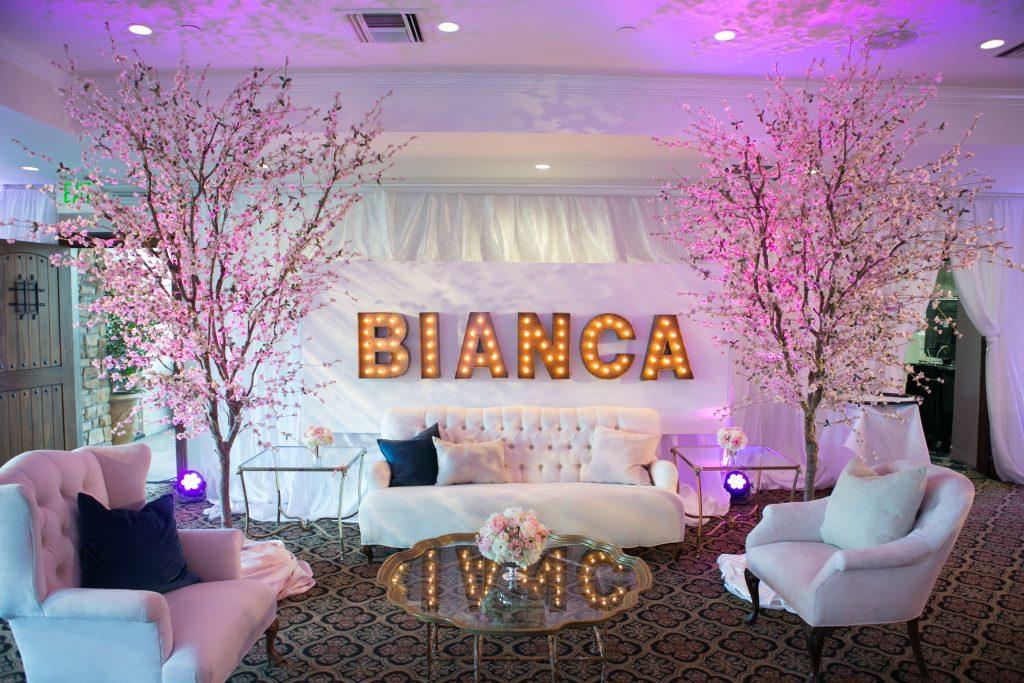 Bianca's Cherry Blossom Ballet Bat Mitzvah